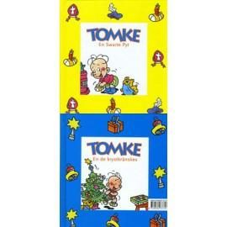 Tomke-en-swarte-piet;-Tomke-en-de-krystkrânskes