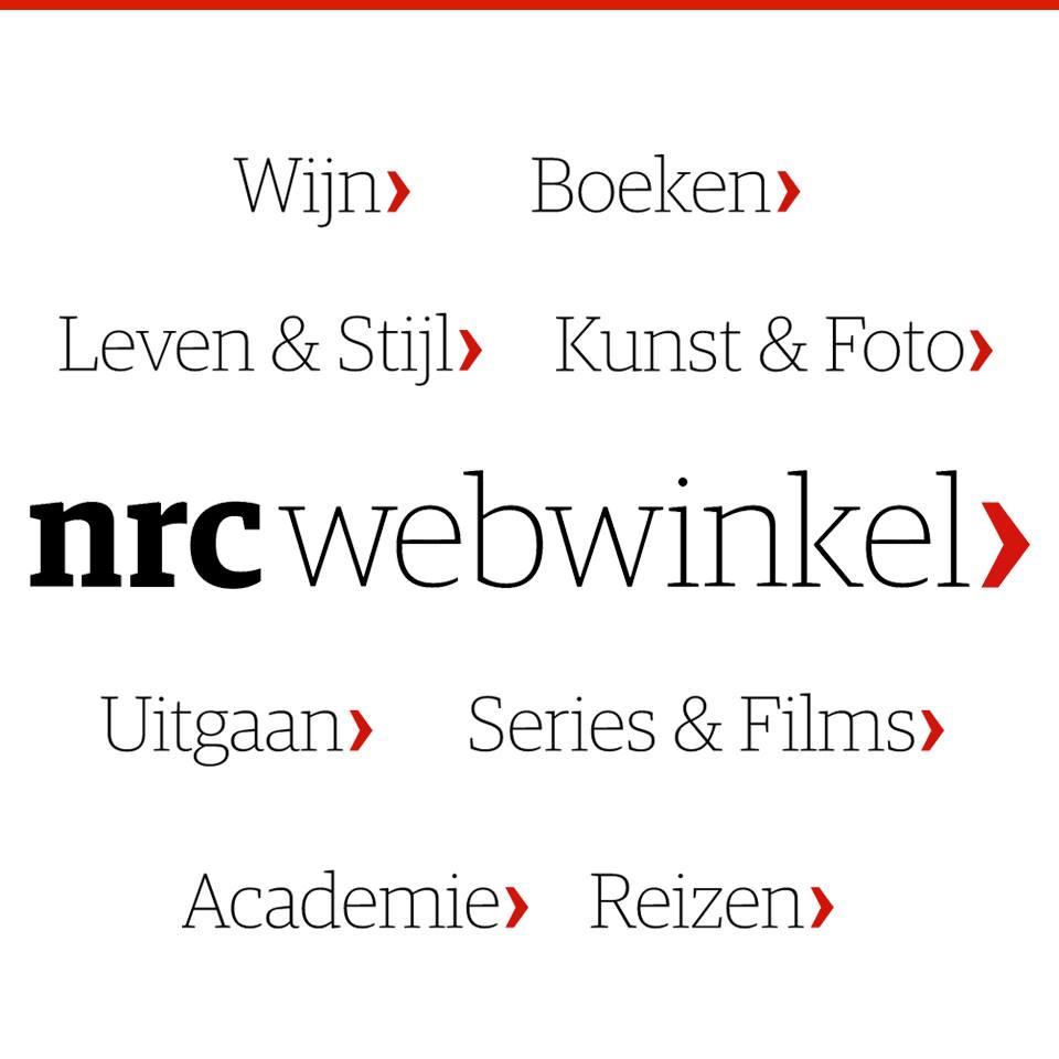 NRC bekers Straten van Rotterdam en Amsterdam