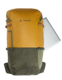 Vaude-CityGo-30-+-Gratis-Osram-light-kit-Caramel