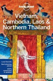Lonely-Planet-Vietnam,-Cambodia,-Laos-&-Northern-Thailand