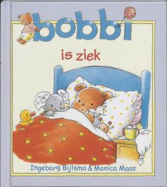 Bobbi-is-ziek