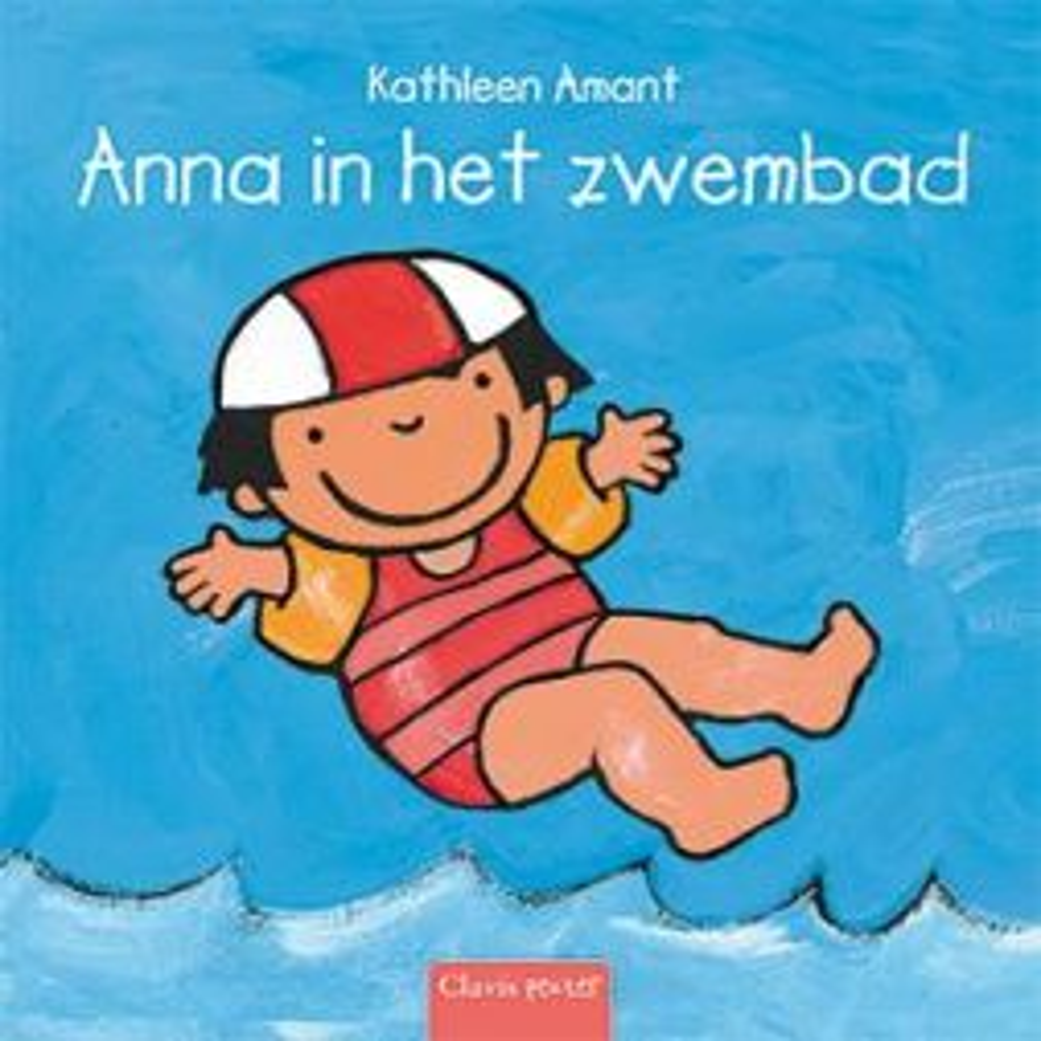 Anna-in-het-zwembad