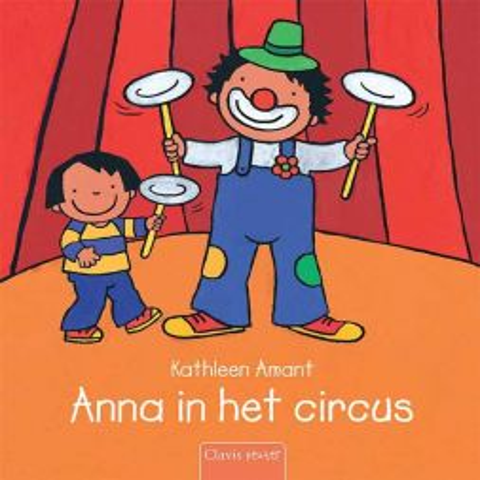 Anna-in-het-circus