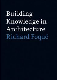 Building-knowledge-in-architecture