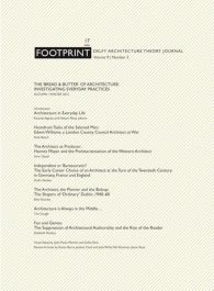 Footprint-17-Vol-9/2-The-'bread-&-butter'of-architecture:-investigating-everyday-practices
