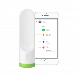 Withings-Smart-Thermometer