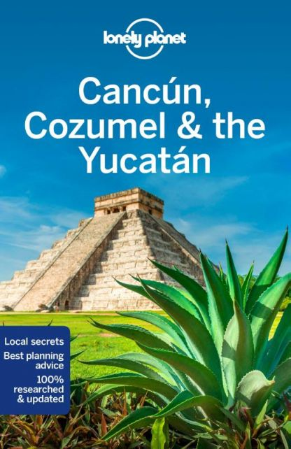 Lonely-Planet-Cancun,-Cozumel-&-the-Yucatan