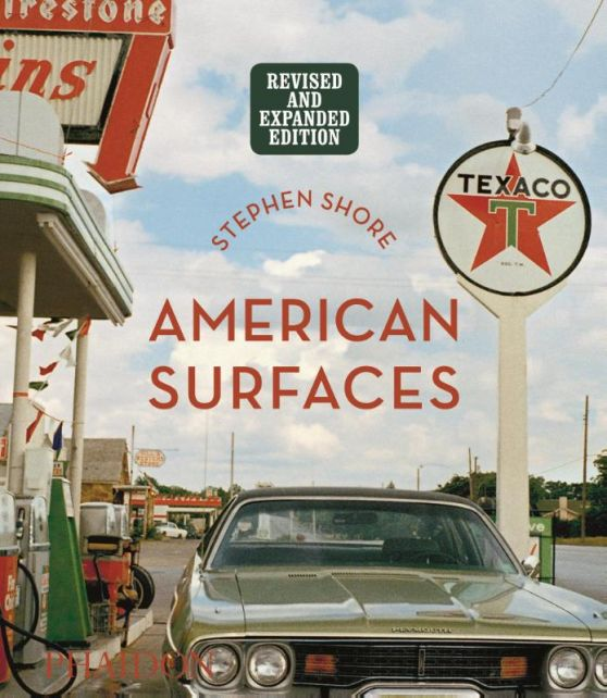 Stephen-Shore:-American-Surfaces,-Revised-&-Expanded-Edition