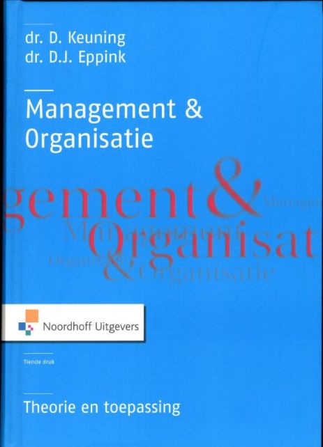 Management-en-organisatie