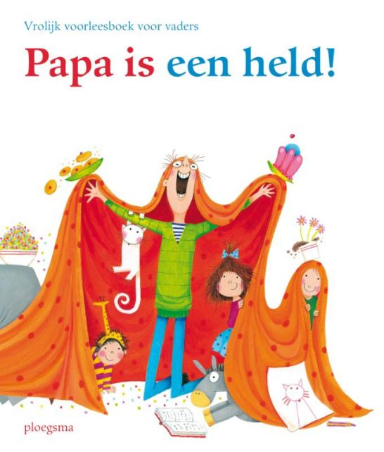 Papa-is-een-held!