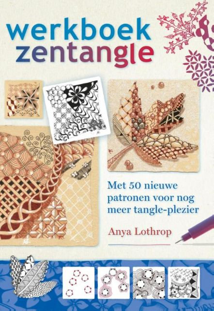 Werkboek-Zentangle