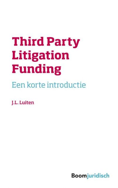 Third-party-litigation-funding