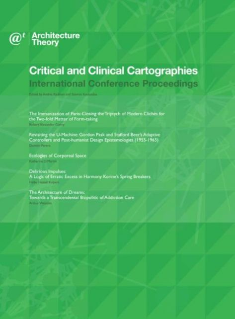Critical-and-clinical-cartographies