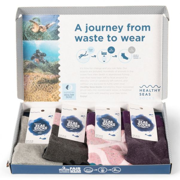 Healthy-Seas-Socks-mix-box-4-pair-wmn